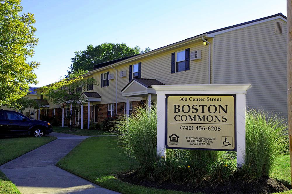 Boston Commons Apartments