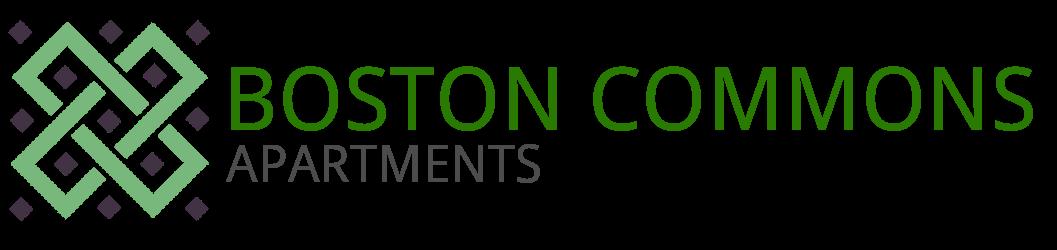 Boston Commons Apartments Logo